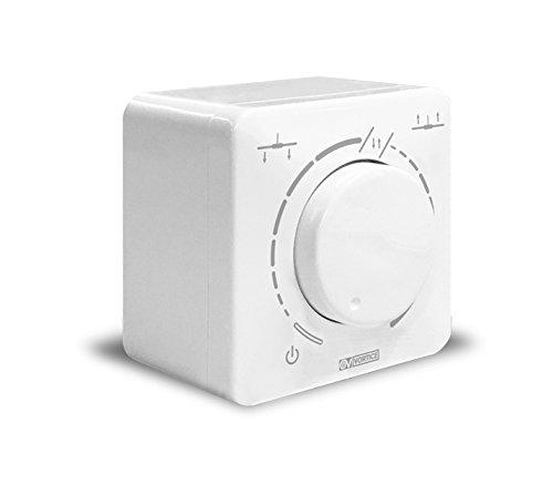 Interruptor de Pared para Ventilador de Techo Nordik Eco: Amazon ...