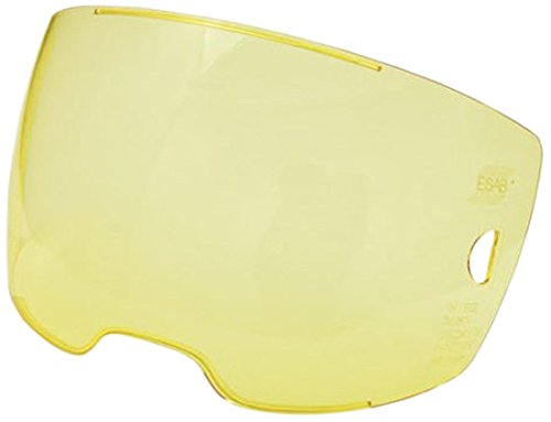 ESAB ESAB - 0700000803 5 Each Amber Front Cover Lens for Sentinel A50 Helmet by ESAB