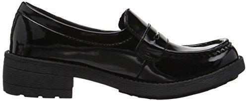 Fusée Chien Tori Ramones Chaussures Femme Noir Noir