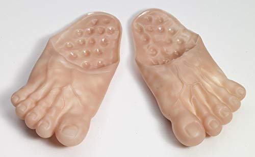 Forum Novelties Jumbo Bare Feet - Giant Feet -