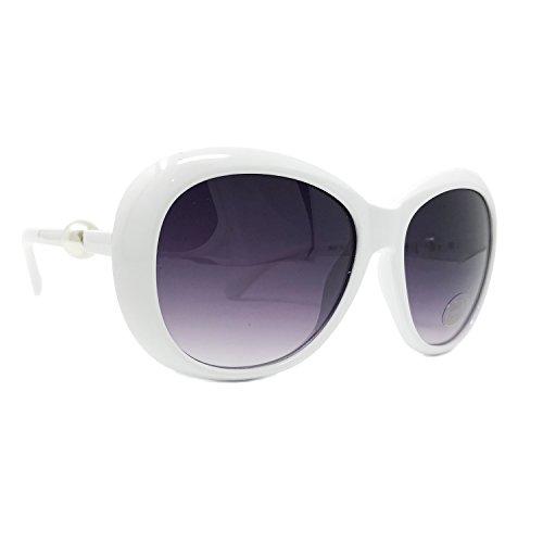 White Kids Sunglasses - 7