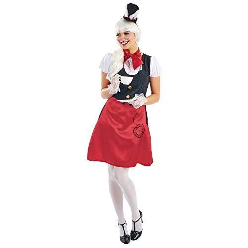 White Rabbit Costumes Female - fun shack Womens White Wonderland Rabbit,