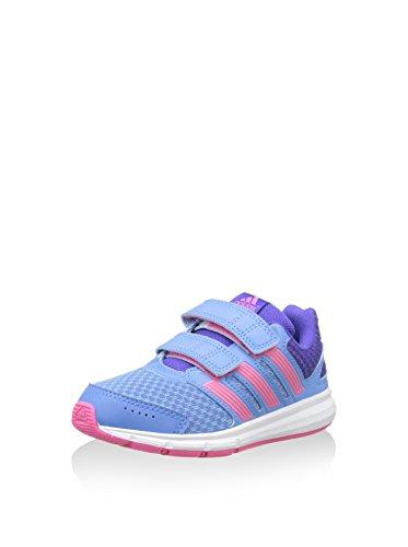 adidas Unisex-Kinder LK Sport CF Sneakers Blau