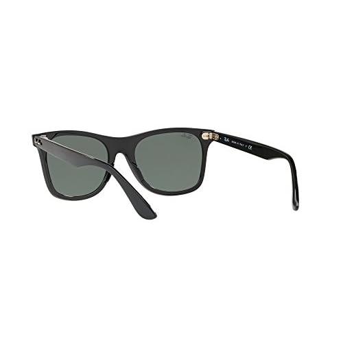dd29eb0a58 Ray-Ban Gafas de Sol BLAZE WAYFARER RB 4440N BLACK/G- CLASSIC GREEN ...