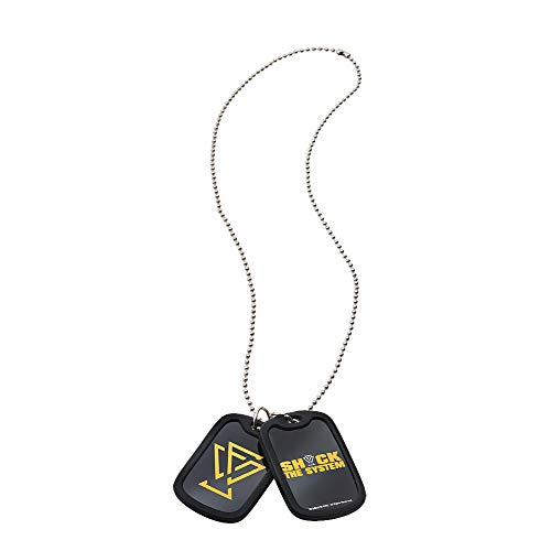 WWE Authentic Wear Undisputed Era Dog Tags Multi ()