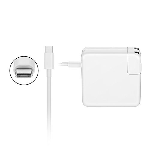 Price comparison product image Runnerway 87W USB-C Power Adapter Charger with Type C Charge Cable For Apple MacBook pro15-inch (Type-C Connector)