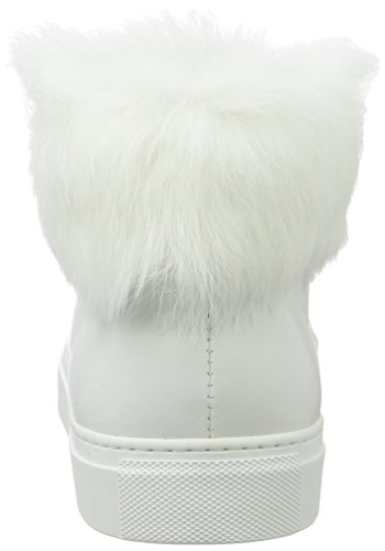 Prima Forma Unisex Adulto Primaforma Derbys Bianco (grigio / Pelliccia Tricolore)