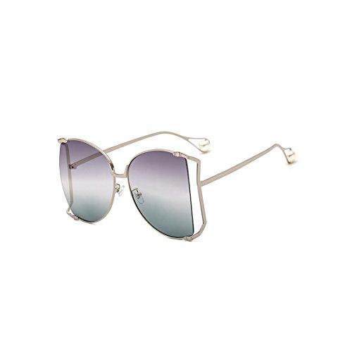 de Gafas para de Gafas Adulto JUNGEN Gran Mujeres Deportes para Libre Unisex al Conducir de 4 Hombres Marco sol Actividades Protección Perla Aire sol UV wz7qX7