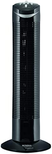 Circulador Torre Mondial, Premium, 127V, Preto, 50W - CT-01