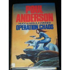 book cover of Operation Chaos