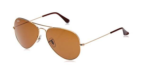 Amazon.com: Ray-Ban 0RB3025 Aviator - Gafas de sol para ...