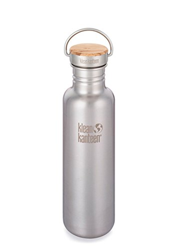 Klean Kanteen Unisex Reflect Bottle Brushed Stainless 800ml