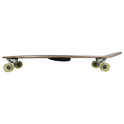 Globe Pinner GSB Speaker Board Maple Complete Longboard Skateboard – 9″ x 41.25″