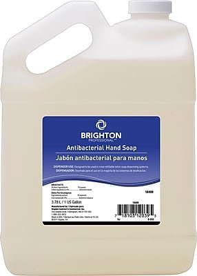 Brighton ProfessionalTM White Lotion Hand Soap, 1 gal. by Brighton Professional