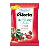 Ricola Cherry Honey Herb Throat Drop - 24 Drop Bag