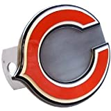 NFL Logo-Cut Hitch Cover - Chicago Bears NFL Logo-Cut Hitch Cover - Chicago Bears