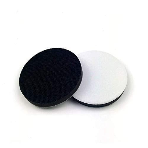 30pcs 4 Inch 60 240 600 1000 5000 10000 grit Wet//Dry Hook and Loop Sanding Discs+4 x M10 Thread Hook /& Loop Back-up Sanding Pads+Soft Foam Buffering Pad