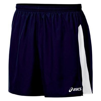 ASICS Men's Wicked Short (Navy/White), Medium