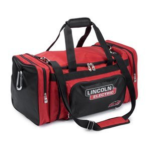 Lincoln Electric Industrial Duffle Bag | Military Grade Denier Fabric | 24'' x 12'' x 12'' | 50+ LB Capacity | K3096-1 by Lincoln Electric (Image #1)