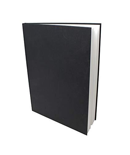 Artway Studio - Skizzenbücher mit festem Einband - 170 g m² Papier - Großhandelspackung - 195 mm (Quadrat-Format) - 24 Stück  A4 Hochformat - 297 x 210 mm