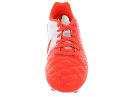 Kinder Genio Orange FG Tiempo Fußballschuhe Leather Nike Unisex RqSUSa