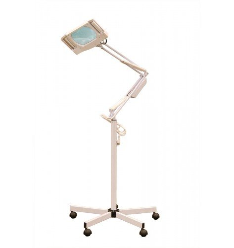 Premium Magnifying Skincare Esthetician Facial Mag Lamp by Minerva - Crafting, Sewing, Brows, Makeup, Eyelashes