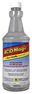 Certol International Acid Magic Muriatic Acid Replacement Bottle Qt  (Pack of 15)