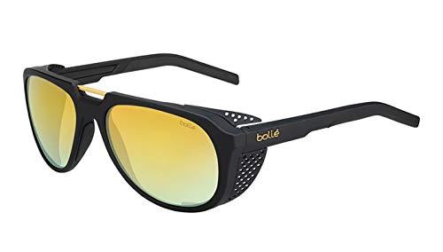 Bolle Cobalt Matte Black Gold Sunglasses ()