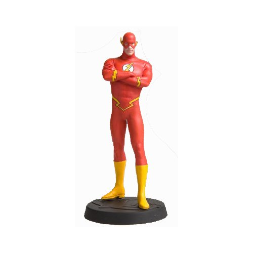 DC Superhero Figurine Collection Issue 5 - The Flash for sale  Delivered anywhere in USA