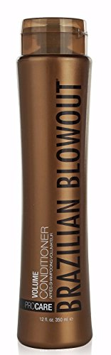 Price comparison product image Brazilian Blowout U-HC-6600 Volume Conditioner - 12 oz - Conditioner