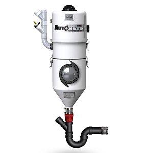 Drainvac DV1A150 Central Vacuum