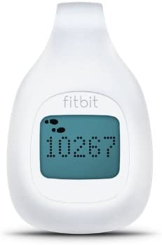 Fitbit Zip Wireless Activity Tracker (White, Bluetooth Smart Ready)