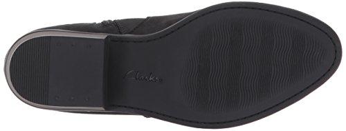 Black Ankle Clarks Addiy Cora Women's Bootie Xv1Zq0x