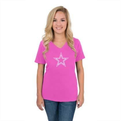 - Dallas Cowboys Womens Logo Premier T-Shirt