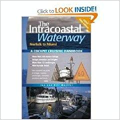 intracoastal waterway chartbook norfolk to miami 6th edition kettlewell john kettlewell leslie
