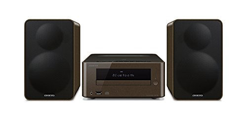 ONKYO X-U5  CD receiver system seamless design speaker cabin