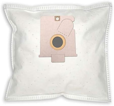 20 sacs pour aspirateur convient pour Hanseatic Premium Line Royal Pro