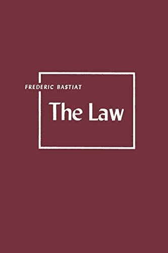 Book : The Law - Bastiat, Frederic (0577)