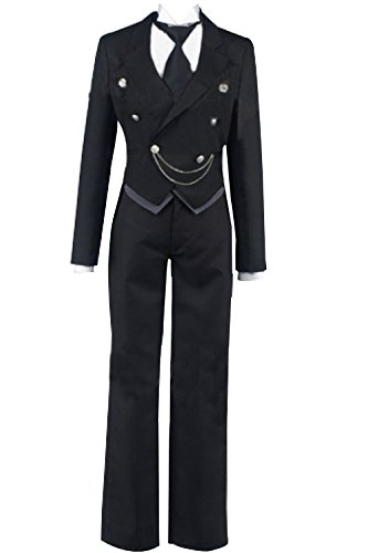 with Black Butler Costumes design