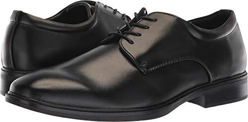 Van Heusen Men's Hamilton Black 10 D US ()