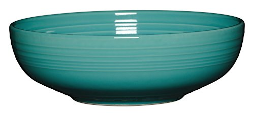 - Fiesta 68 oz Bistro Serving Bowl, Large, Turquoise