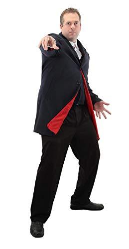 Plus Size Twelfth Doctor Mens Jacket - 2X -