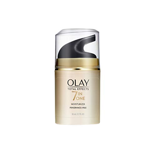 Unscented Olay Total Effects Anti-Aging Face Moisturizer - 1.7 fl oz
