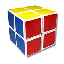 Dayan B00DZJFH2Y Shengshou 2x2x2 PVC Brain Teaser Speed Cube Puzzle White