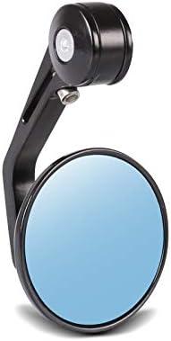 Lenkerendenspiegel Round f/ür Moto Guzzi V9 Roamer