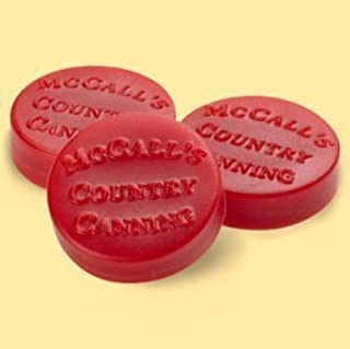 product image for McCall's Country Candles Wax Potpourri Button Set of 6 - Fresh Strawberries