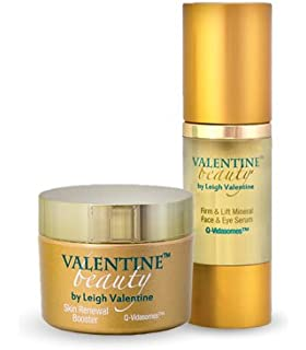 Leigh Valentine Beauty Firm U0026 Lift Duo Gold Anti Aging Wrinkle Serum Skin U0026  Face
