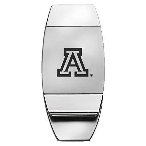 LXG University of Arizona - Two-Toned Money Clip