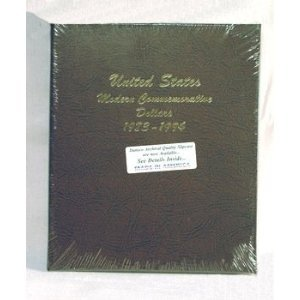 Dansco Commemorative Dollars 2002 – Date Album #7065-3