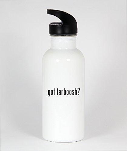 got tarboosh? - Funny Humor 20oz White Water Bottle